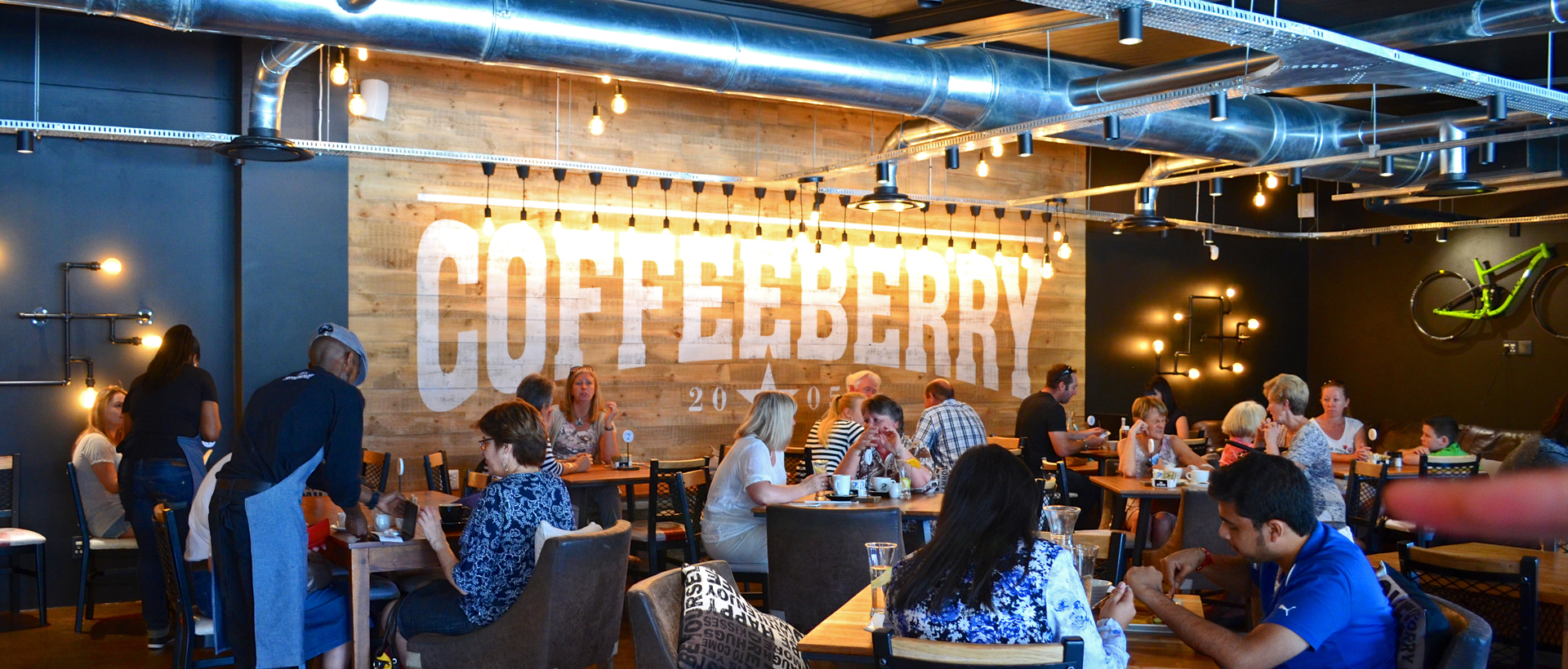 Cafe of the Week: Coffeeberry 2.0