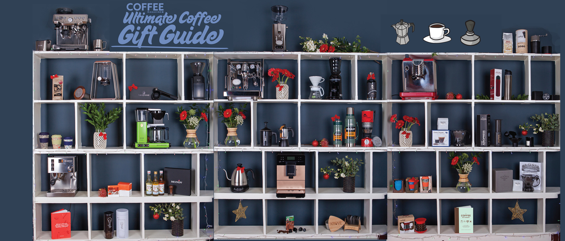 The Ultimate Coffee Gift Guide 2017/2018