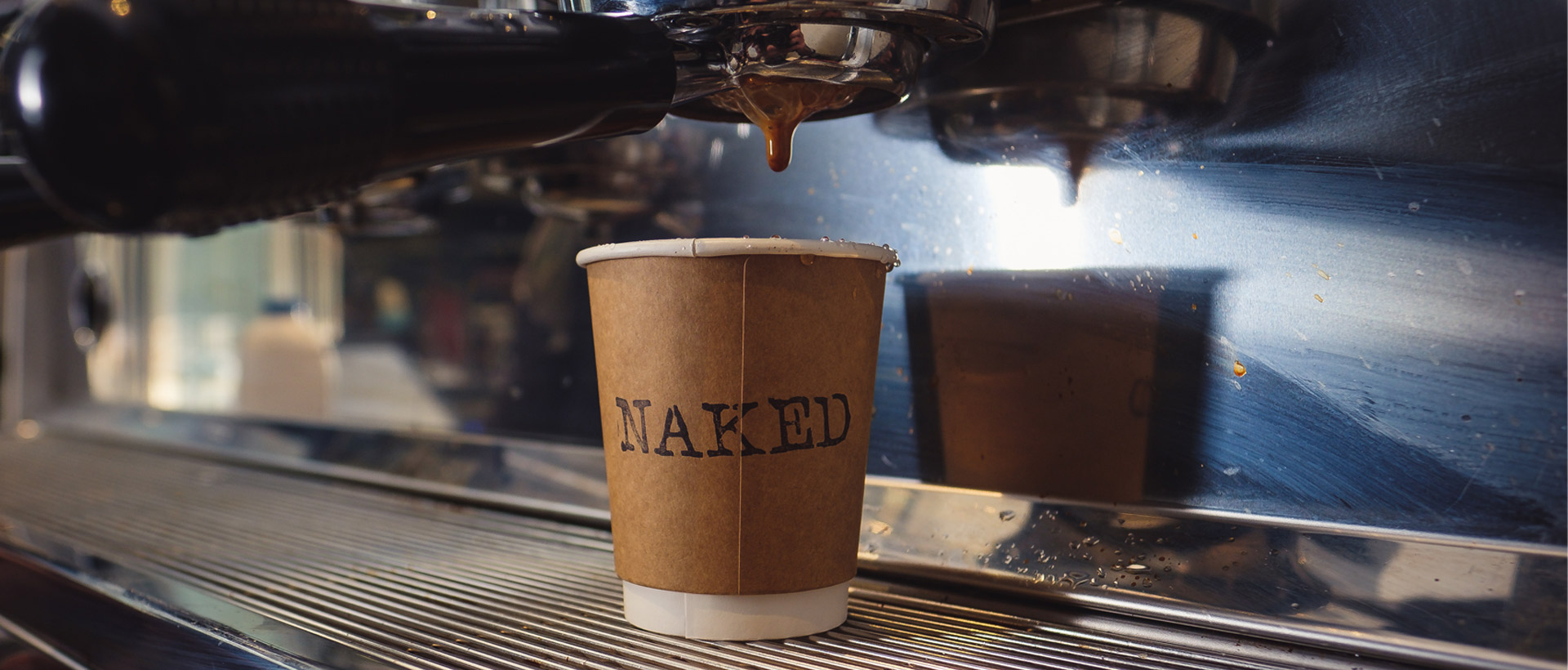 Naked Kitchen and Coffee Bar