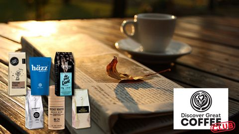 Discover Great Coffee The Awesome Autumn Drop Coffee