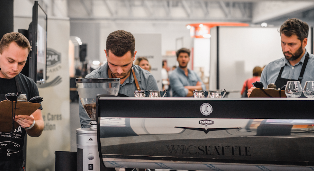 First 6 baristas for Nationals 2018