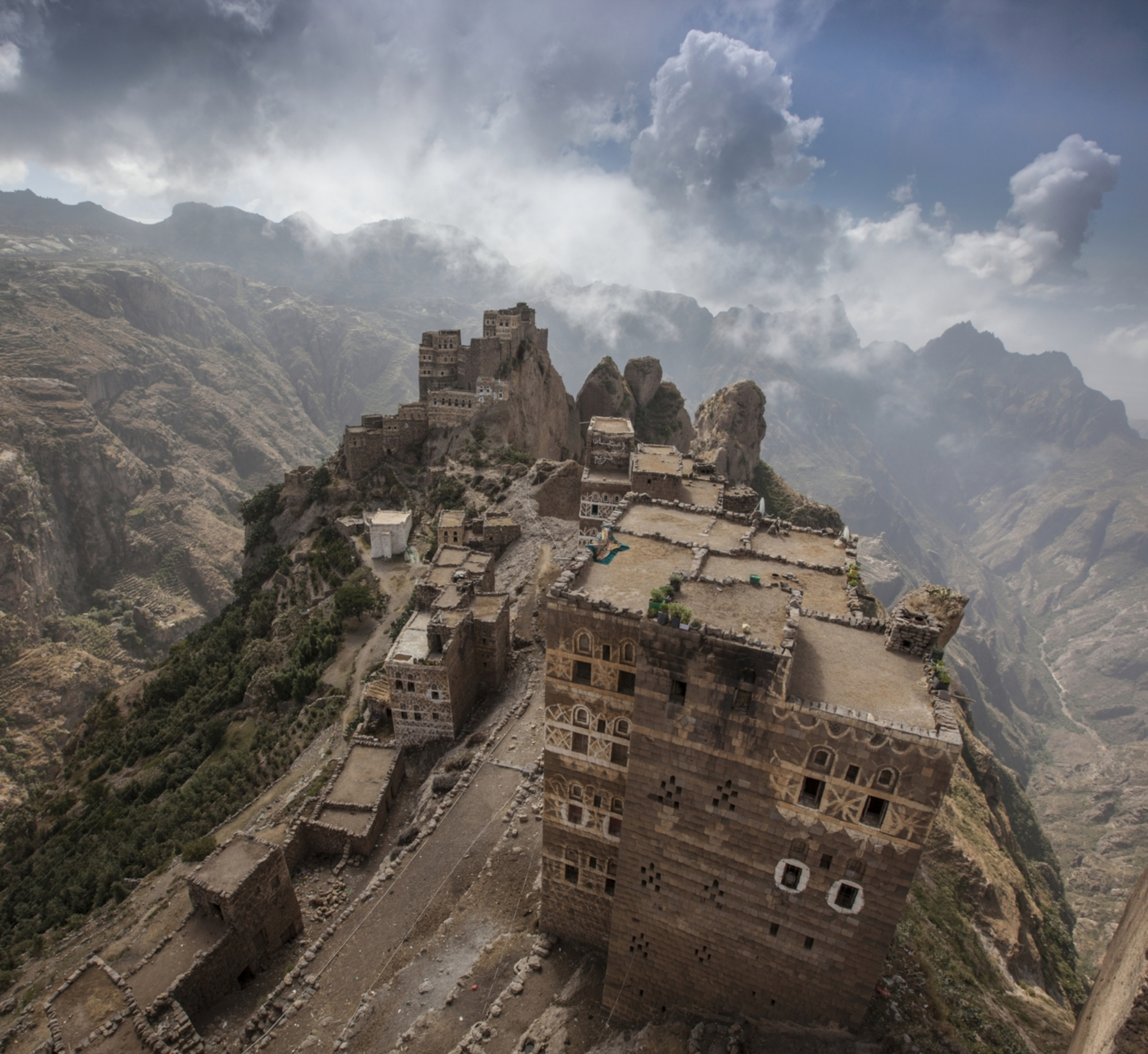 Yemen and the Holy Grail