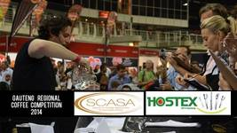 2014 Gauteng Coffee Competition at Hostex