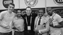 Gauteng Coffee Competition final results