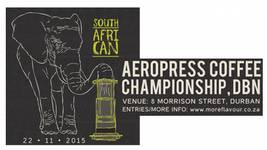 SA Aeropress Champs in Durban!