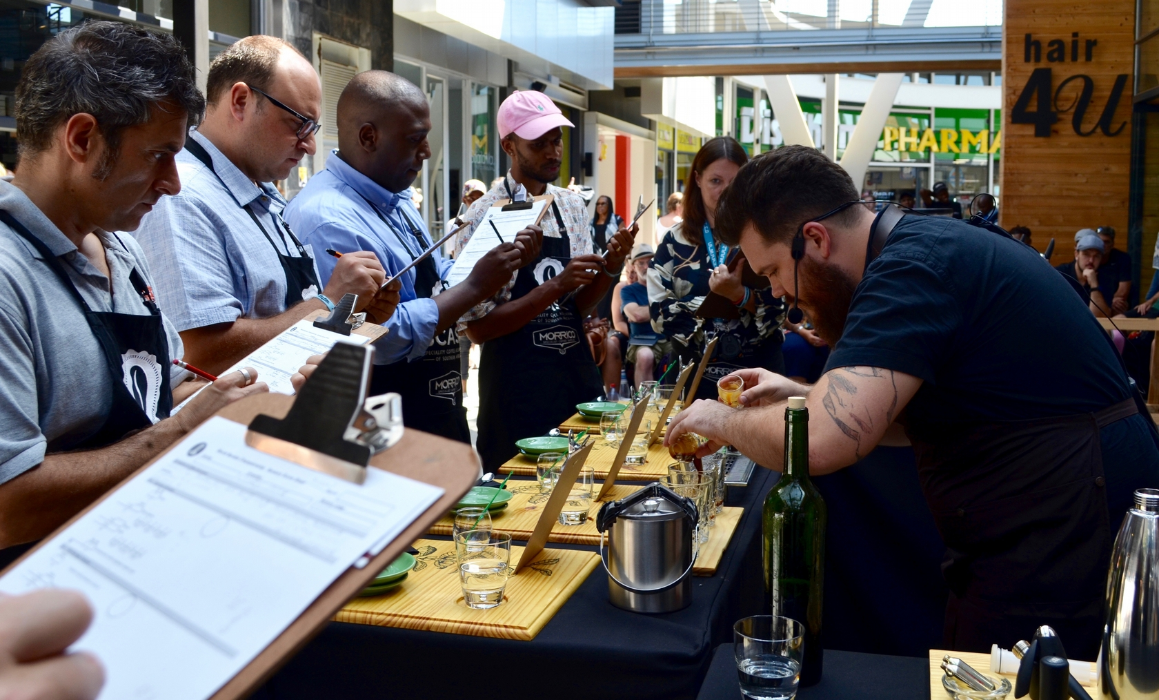 Feature: Harry Mole, SA Barista Champion 2019, has his eyes to the stars