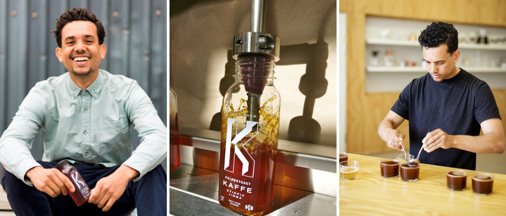 Meet Rory Rosenberg: Creator of Oslo Cold Brew