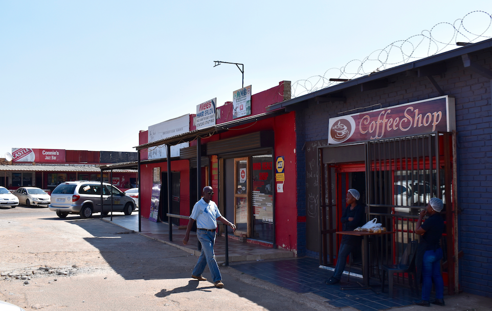 Kasi Coffee in Mamelodi West
