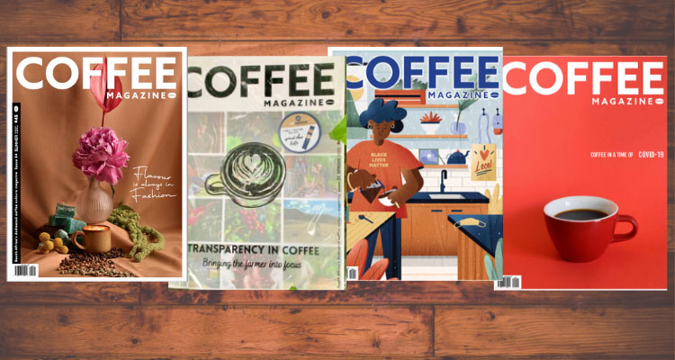 Coffee Magazine Latest Issues