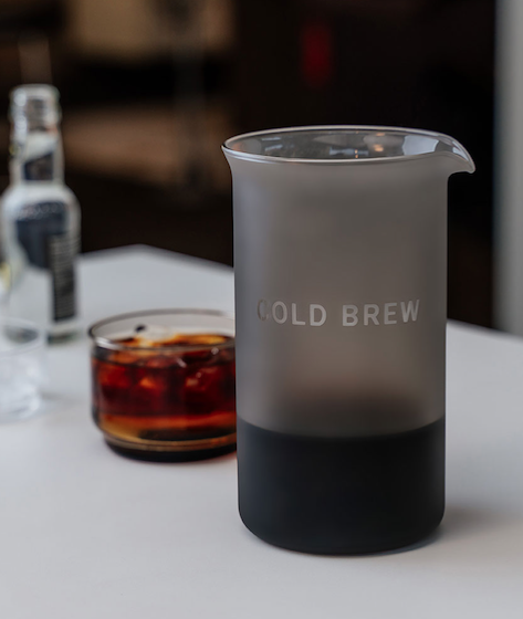 New Product Cold Brew Kit From Goat Story Coffee Magazine