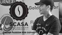 Day 1 in Cape Town: SCASA Coffee Competitions