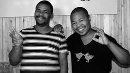Common Ground: Sam and Sipho