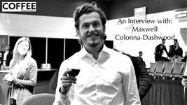 An Interview with Maxwell Colonna-Dashwood