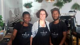 New Kid on the Block: Yield Coffee Bar