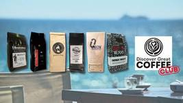 Discover Great Coffee: Summer Selection