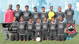 Deluxe Coffeeworks supports local CT football initiative African Brother Football Association