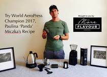 World AeroPress Champion Recipe with The Coffee Magazine