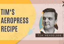 AeroPress the Tim Wendelboe Way